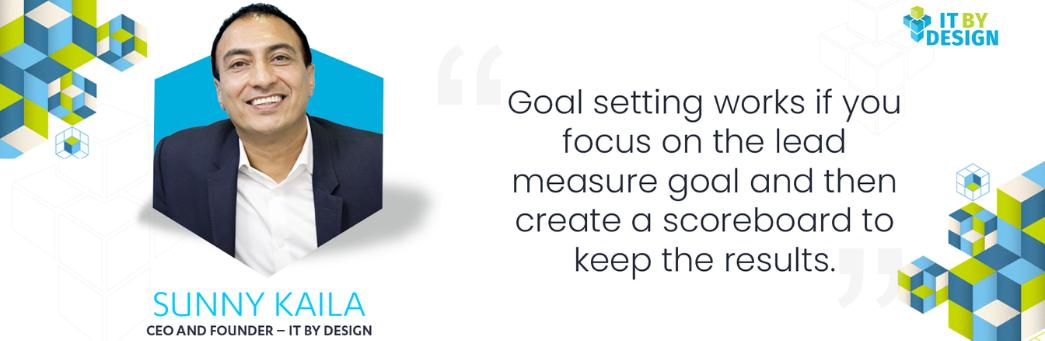 Lead Measure Goals