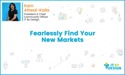Finding Your New Markets