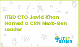 Javid Khan named CRN Next Gen Leader